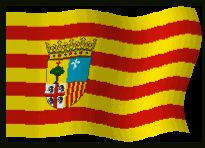 Banderas de Aragon