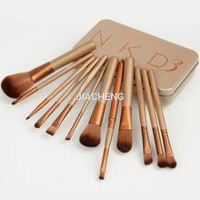 Nake3 12 pcs pincéis de maquiagem make up brush set para beleza blush contorno fundação cosméticos escovas de NK3 nake3 alishoppbrasil