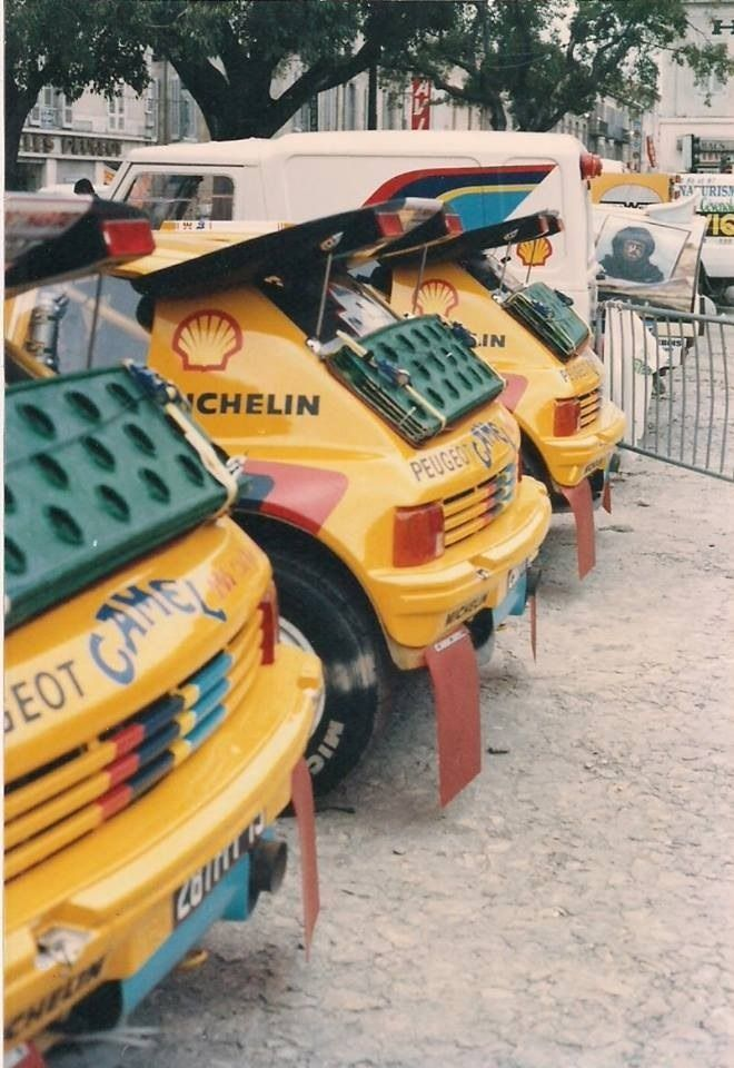 158 best images about 205 gti t 16 on pinterest car for Garage peugeot paris 16