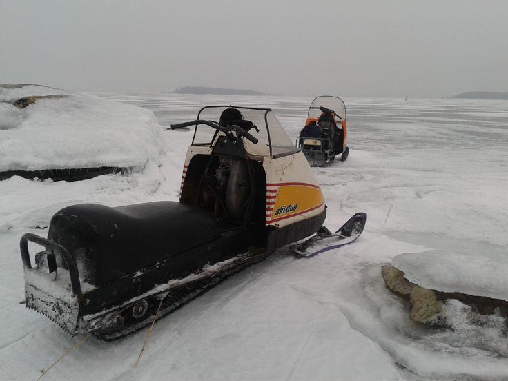 Ski-Doo Elan -78