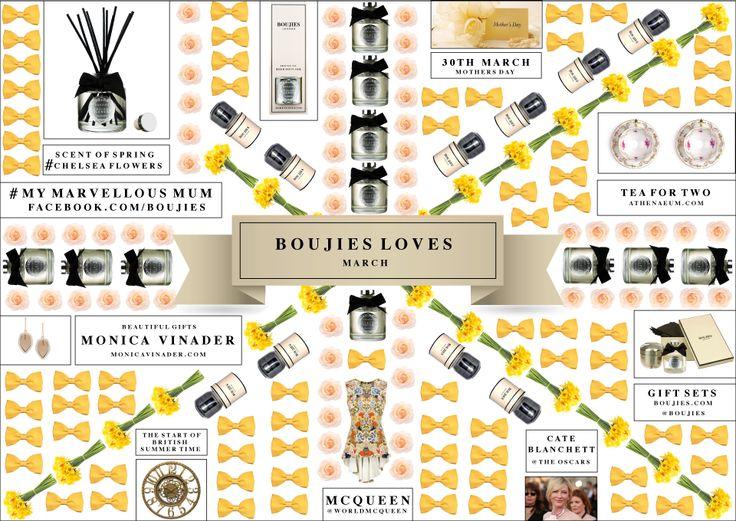 #BoujiesLovesMarch