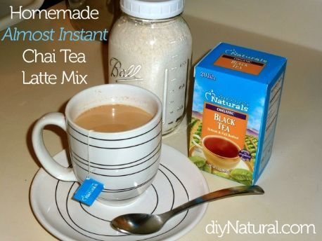 how to make iced tea without mix