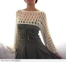 Znalezione obrazy dla zapytania sweter na drutach jak płaszcz