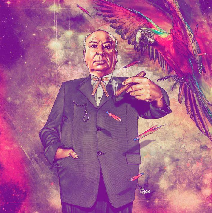 Fabian Ciraolo - Mr. Hitchcock