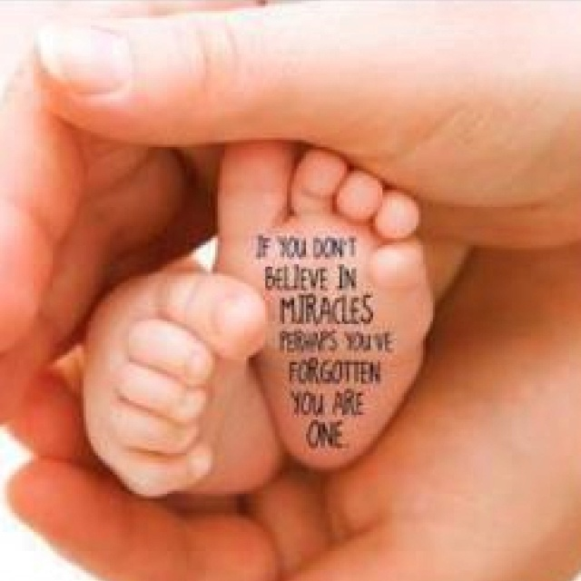 .Life Quotes, Babyfeet, Remember This, Miracle, Baby Quotes, Baby Feet, So True, Weights Loss, Inspiration Quotes