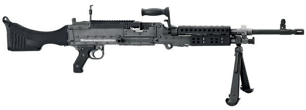 M240B-Hands down one of the best weapons I have ever used/my favorite.