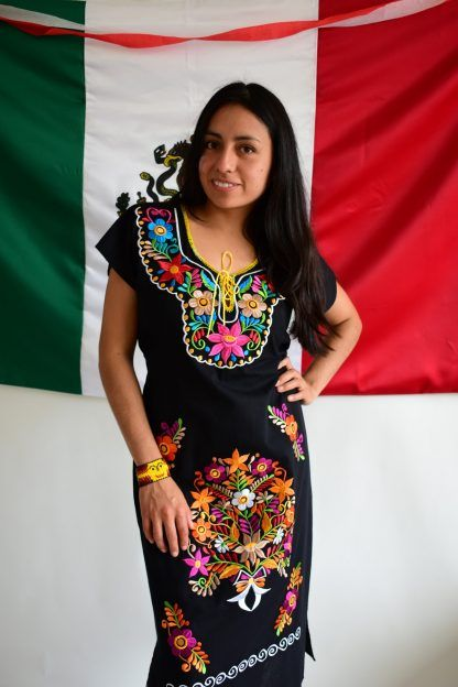 ce7fc33fca Tehuacan Dress in Red – XL