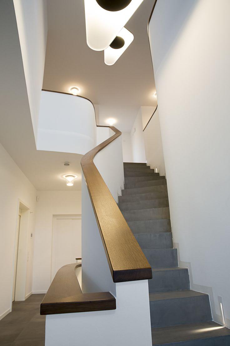 ber ideen zu betontreppe auf pinterest beton cire treppe und treppensanierung. Black Bedroom Furniture Sets. Home Design Ideas