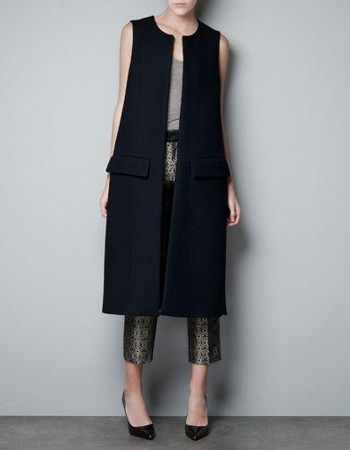 haha undecorated version of Prada waistcoat?? :D