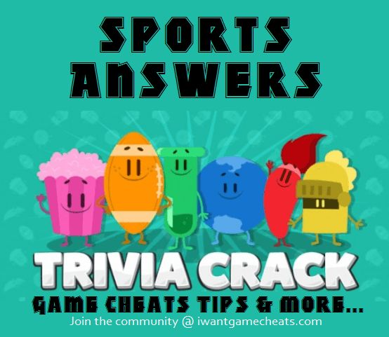 Trivia Crack - Sports Questions and Answers