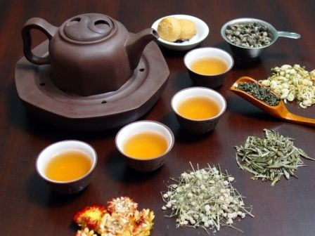 List of Chinese teas