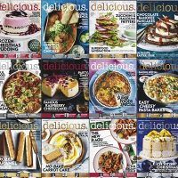 delicious Australia – 2017 Full Year Issues Collection: PDF, Magazines, cookingebooks.info