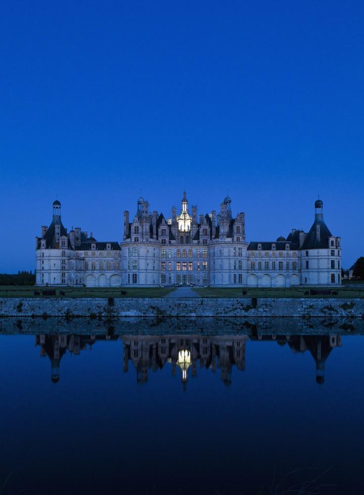 Río Loira, Francia: Of Chambord, Castillo Del Loira, Cinderella Castles, Castillo Del Vall De Loira, Loire Valley France, Valle Del, Chateau De, Valley, In The