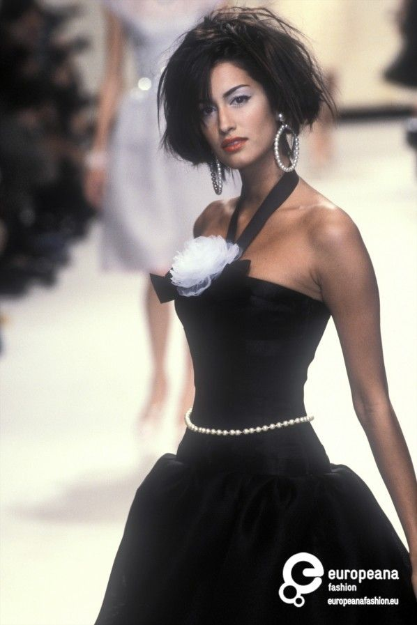 Chanel, Spring-Summer 1995, Couture