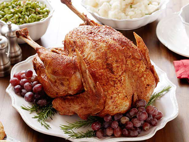 Deep-Fried Turkey from FoodNetwork.com