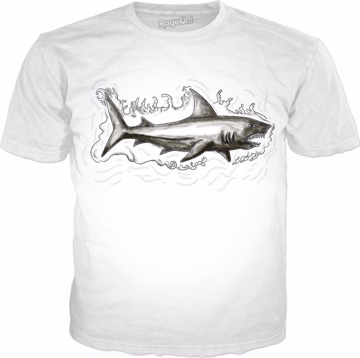 Check out my new product https://www.rageon.com/products/shark-swimming-water-tattoo?aff=B3u0 on RageOn!