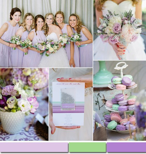 Top 10 Spring/Summer Wedding Color Ideas & Trends 2015 ...