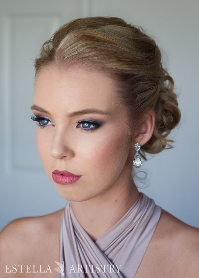 blonde bridal makeup ideas