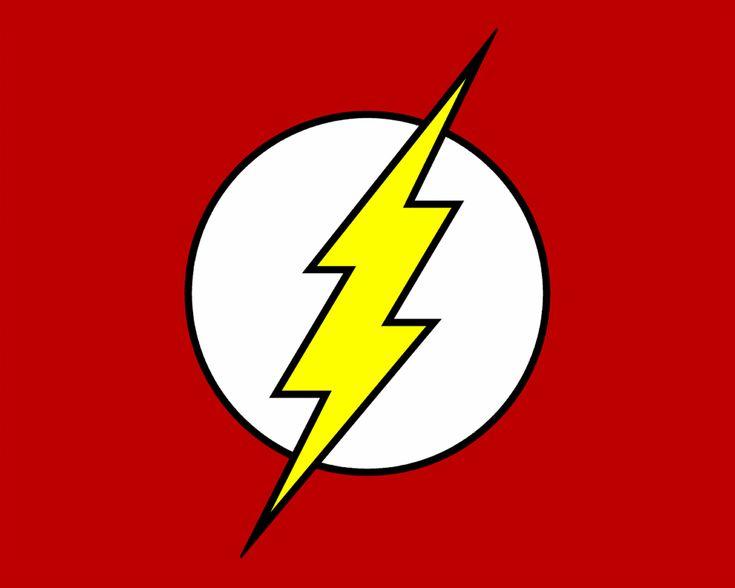 The flash symbol to draw the flash flash cake flash superhero - Flash le super heros ...