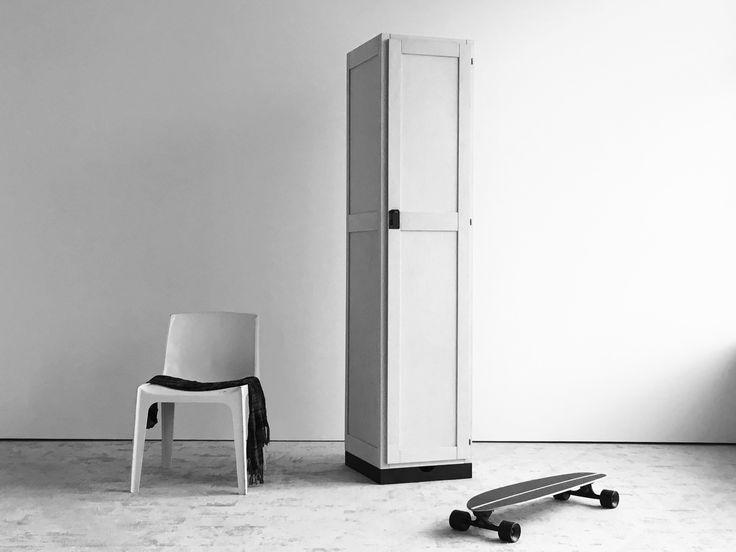 Der EINERSPIND 2017 #spind #interior #furniture Www.moebeltum.de
