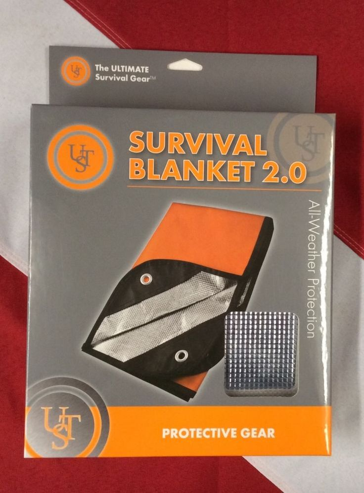 Survival blanket 2.0 tools disaster emergency tactical gear  UST protective gear #UST