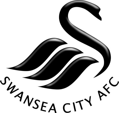 Swansea City Association Football Club | Country: Wales, United Kingdom. País: Gales, Reino Unido. | Founded/Fundado: 1912/08/01 | Badge/Escudo