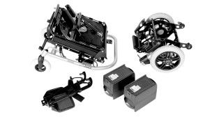 A200 Power pre vozičkárov