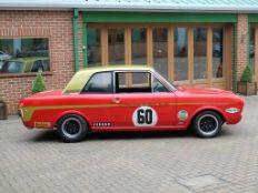 Lotus Cortina Mk2 Alan Mann Racing RHD › Historic Racing Cars for Sale › Showrooms › JD Classics