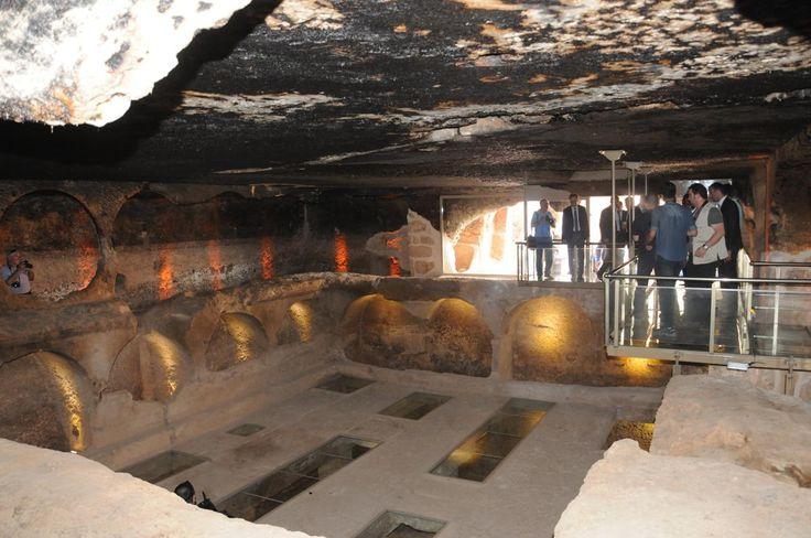 Dara antik kenti açıldı