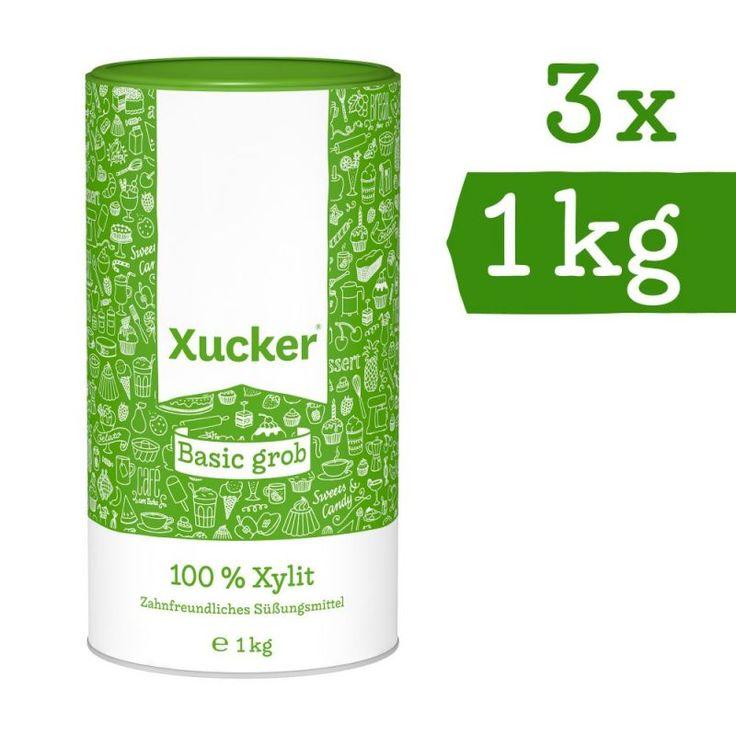 Die Alternative zu Zucker!  bestelle ich hier: www.xucker.de