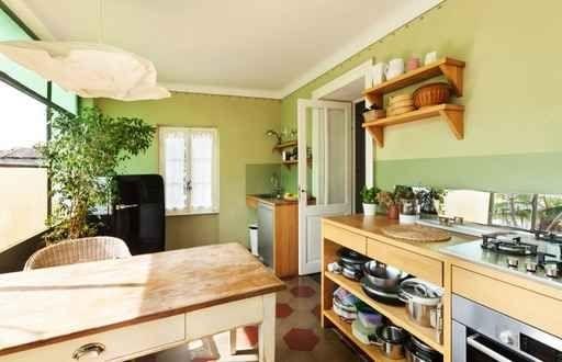 Kombinace barev v jednotlivých místnostech - KUCHYNĚ - BASF - Fasádní studio