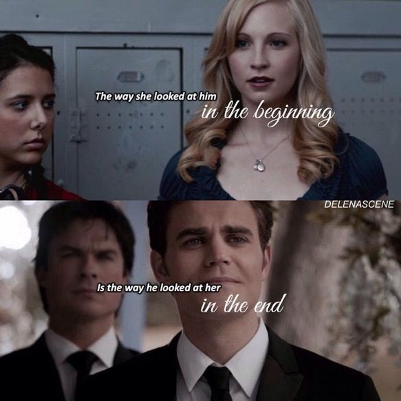 steroline invented development #tvd