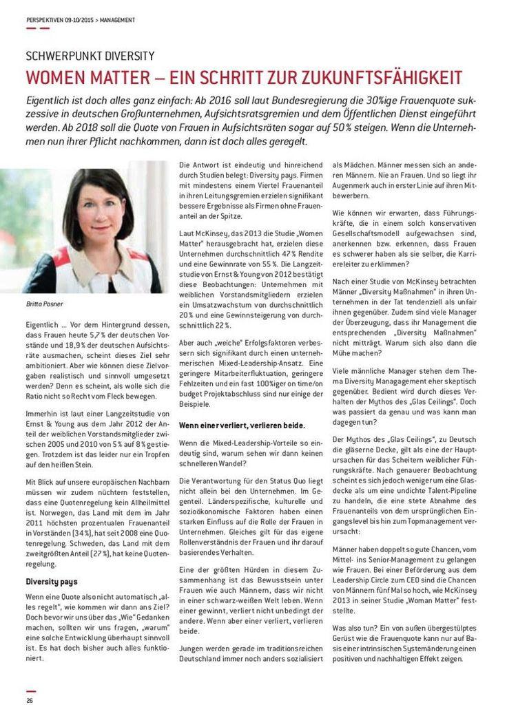http://berufebilder.de/wp-content/uploads/2015/10/mixed-leadership.jpg Berufsverband für Fach- & Führungskräfte druckt uns: Women Matter