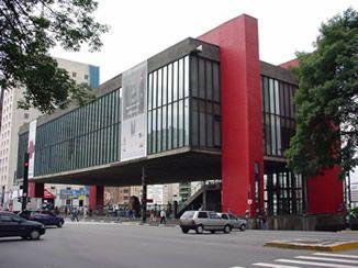 Museu de Arte de São Paulo - MASP na Bela Vista