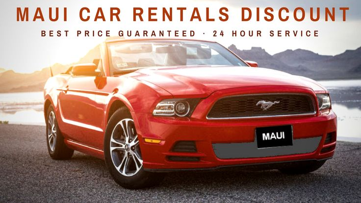 Are you looking for a rental car at Maui OGG Airport