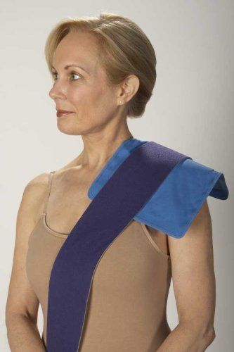 """Reusable Cold Therapy Pad For Shoulder, Back & Legs by Protocold. Save 7 Off!. $14.00. This Half Size Cold Therapy Pack (8.5"""" X 12"""") may be used for cold therapy to help reduce swelling and to provide pain and muscle tension relief. Used by medical practitioners and professional physical therapists due to its efficacy, this soft and flexible cold pack, this soft and flexible cold pack may be applied directly to any part of the body and can be used post-operatively for a wi..."""