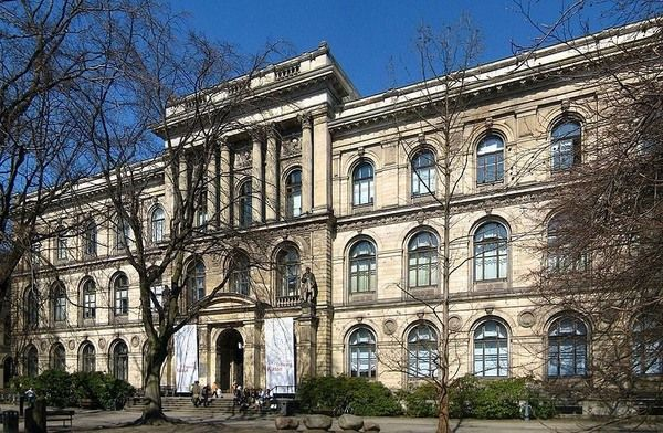 Berlin's natural history museum houses the world's largest mounted dinosaur and the late beloved polar bear Knut