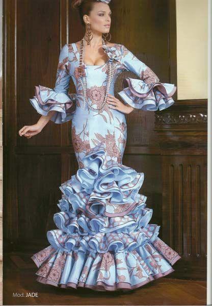 Vestidos de flamenca baratos en cadiz