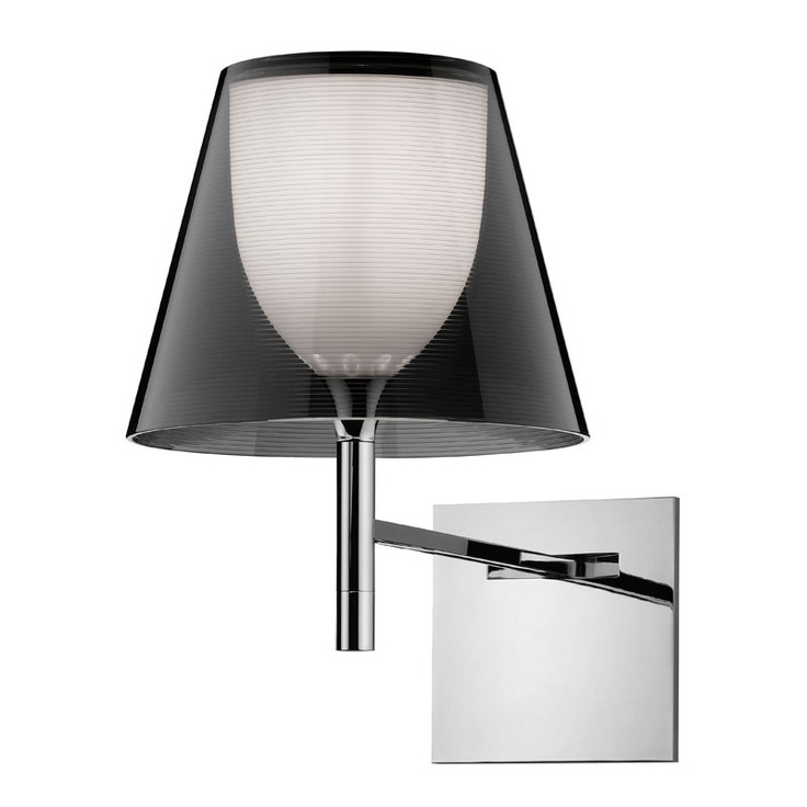 flos k tribe w parete by philippe starck flos pinterest philippe starck lights and wall. Black Bedroom Furniture Sets. Home Design Ideas