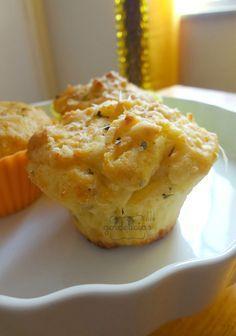Muffin de Parmesão do Starbucks