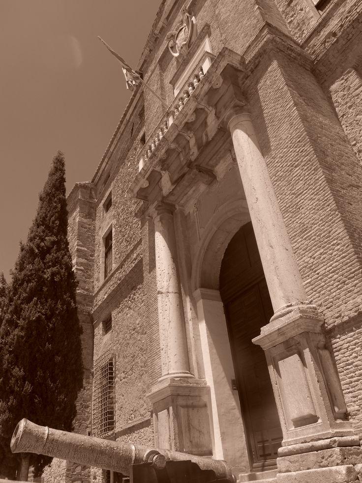 Palacio. Portada