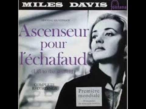 Miles Davis - Ascenseur pour l'échafaud full album  French Noir Movie Score by Miles Davis 1958