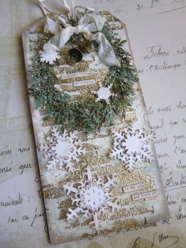 Christmas Bells are Ringing by Alison at Words and Pictures