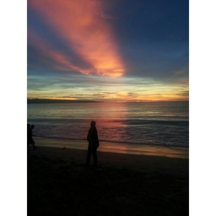 Sunset @ Jambaran Bay, Bali, Indonesia