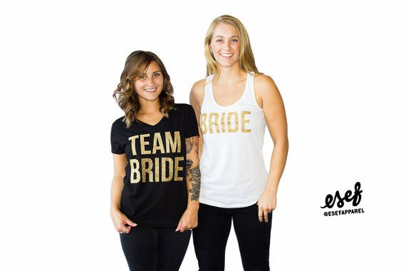 Bachelorette Party Shirts completely customizable by ESEFApparel