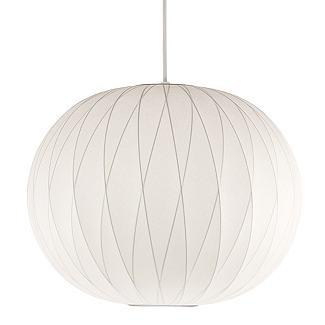 nelson crisscross ball pendant via design within reach, $359