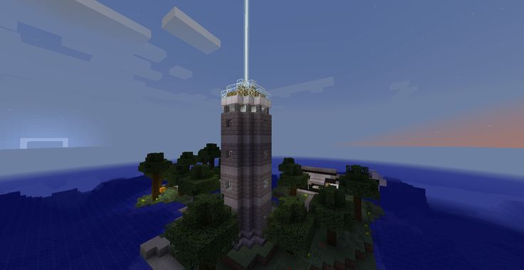 MInecraft beacon idea!!
