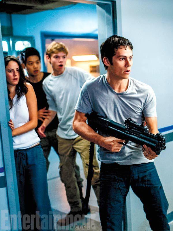 'El corredor del laberinto 2': Primeras imágenes de la secuela protagonizada por Dylan O'Brien - Noticias de cine - SensaCine.com
