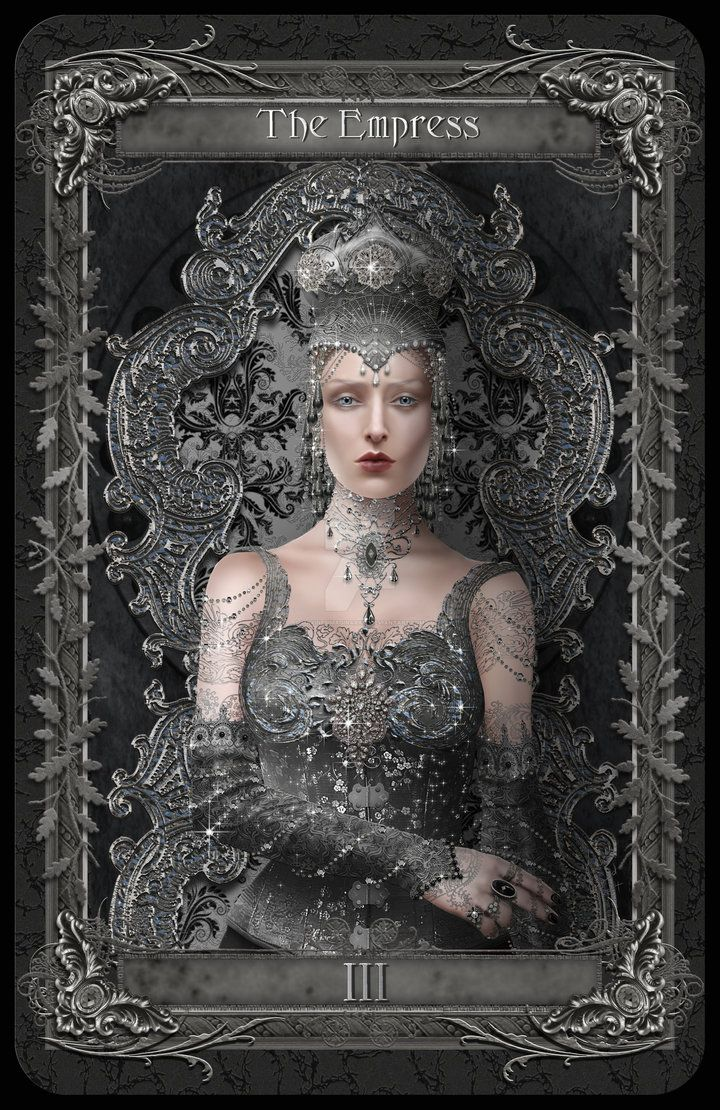 The Empress by Maxine Gadd ~•º•~>¡<•º•>!<•º•>¡<~•º•~