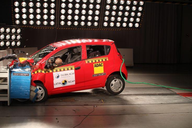 Hasil Buruk Di Raih Chevrolet di Latin NCAP, Kenapa ? - http://bintangotomotif.com/hasil-buruk-di-raih-chevrolet-di-latin-ncap-kenapa/